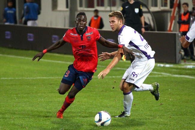 Toulouse - GFC Ajaccio : les compos