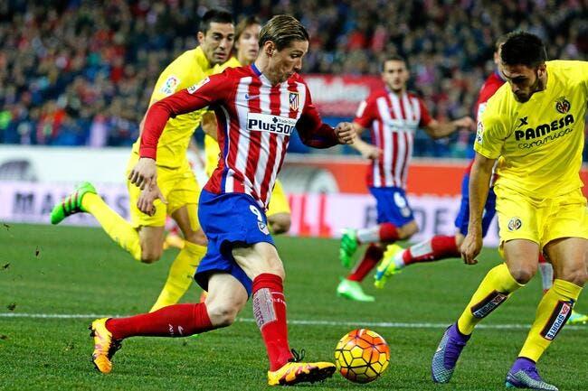 Atlético Madrid - Villarreal : 0-0