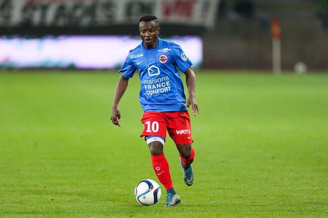 Caen – Rennes 1-0