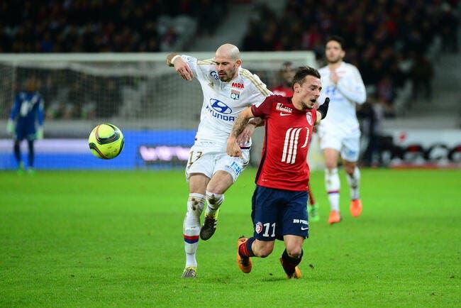 Lille : Le fait de jeu qui a failli relancer l'OL selon Antonetti
