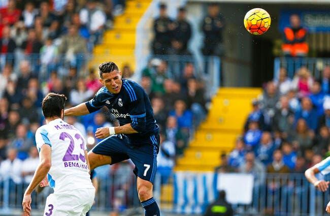 Malaga – Real Madrid 1-1