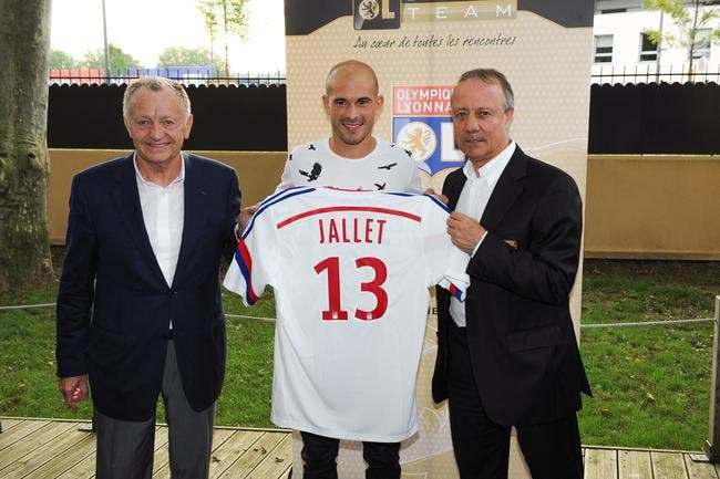 OL : Jallet propose de prolonger son contrat à Lyon