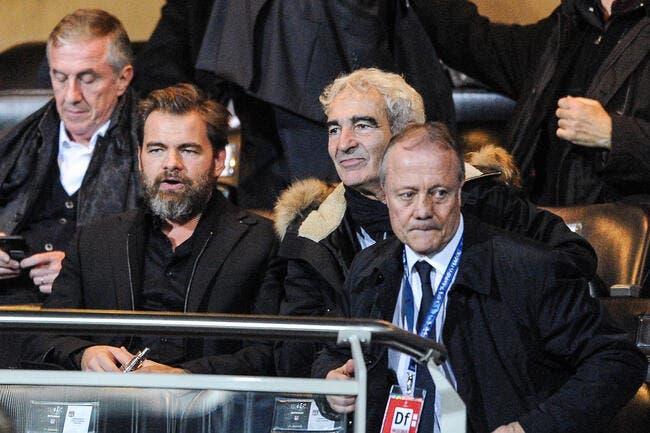 OL : Lyon ne mérite pas le podium pour Domenech