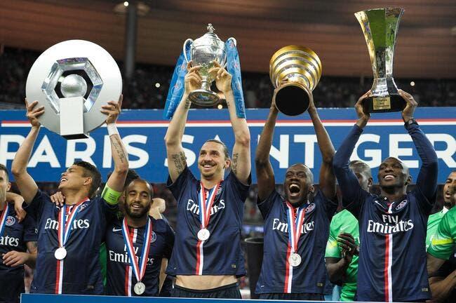 PSG : Champion de France le 5 mars ? Le compte est presque bon...