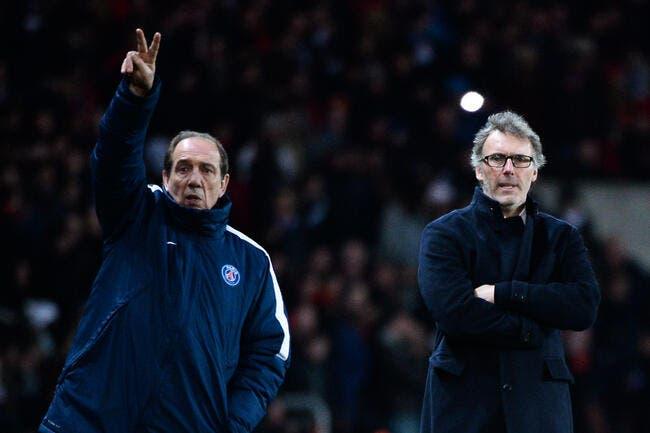 PSG : Laurent Blanc traité de « grosse merde » par un sportif