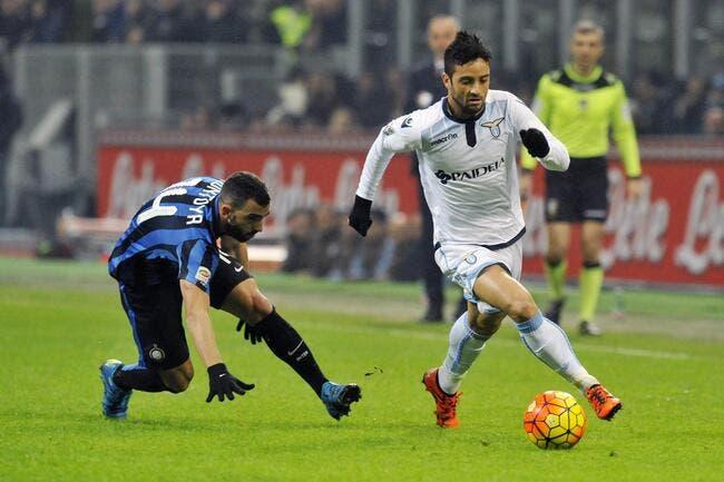 La Lazio dément avoir vendu Felipe Anderson à MU