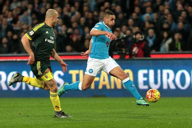 Naples – Milan AC 1-1