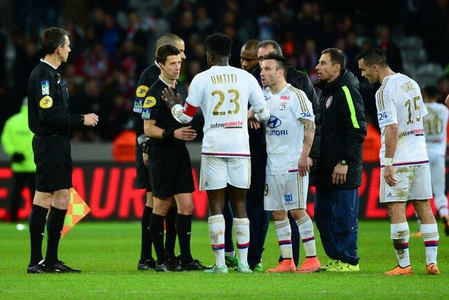 OL : Sans Gonalons, il n'y a pas de leader à Lyon