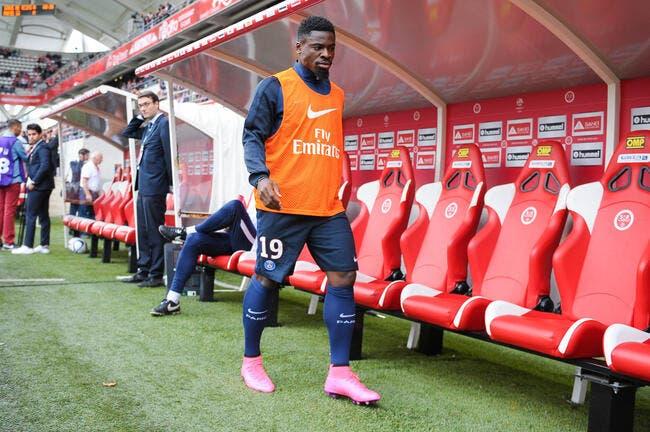 PSG : Luis Fernandez donne sa sanction pour Serge Aurier