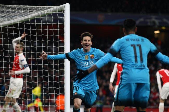 Arsenal – Barcelone 0-2