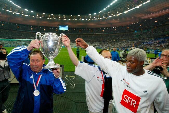 Auxerre ne veut plus de lui, Djibril Cissé dit adieu