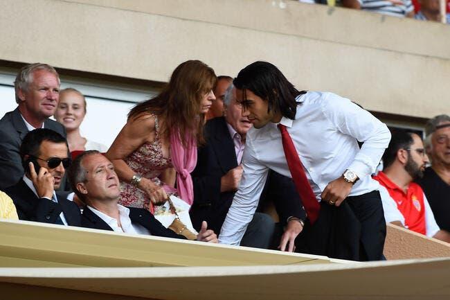 Falcao avec Monaco en Ligue des Champions, c'est possible