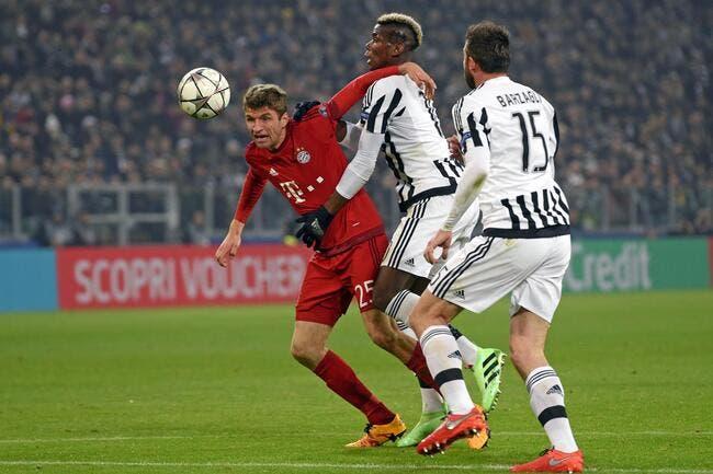 Juventus-Bayern : Un 2-2 de gala !