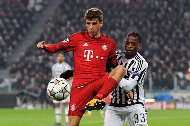 Juventus Turin – Bayern Munich 2-2