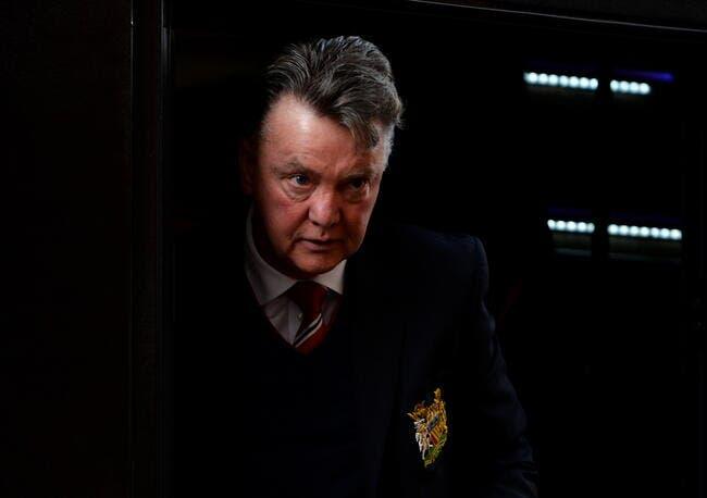 MU : Van Gaal ne sera pas viré, voilà pourquoi