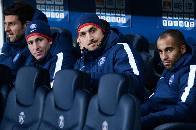 PSG: Maxwell se confie sur l'avenir d'Ibrahimovic