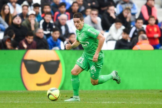 ASSE : Hamouma bientôt légende européenne n°1 des Verts
