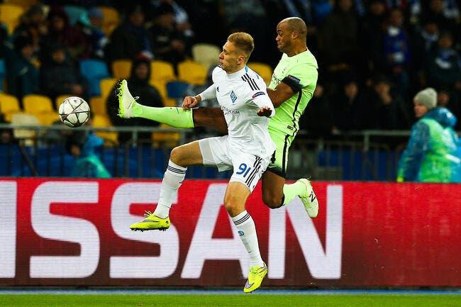 Kiev - Man City : 1-3