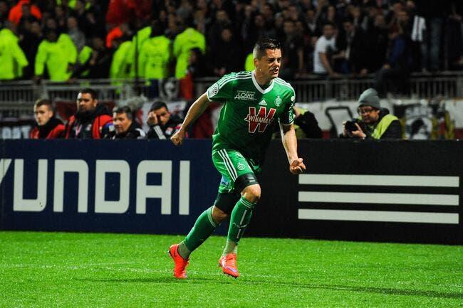 OL-ASSE : Marquer à Lyon sous le maillot Vert, c'est jouissif !
