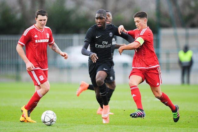 PSG - Middlesbrough : 1-0