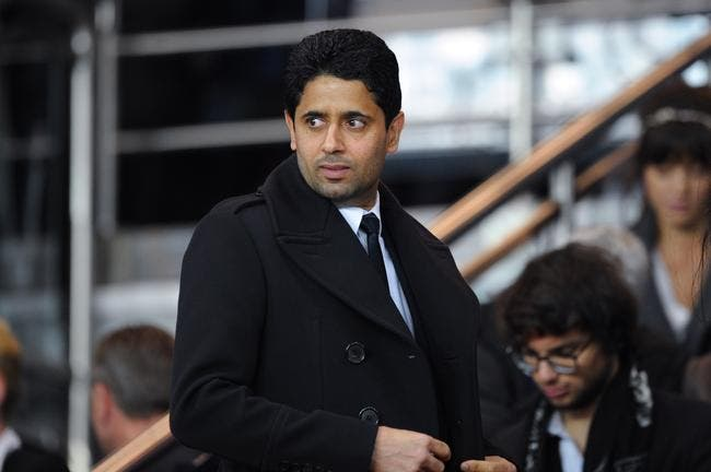 PSG : Paris dément le coup de rage d'Al-Khelaifi contre Aurier