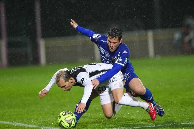 Bastia : Trois suspensions après le match à Guingamp