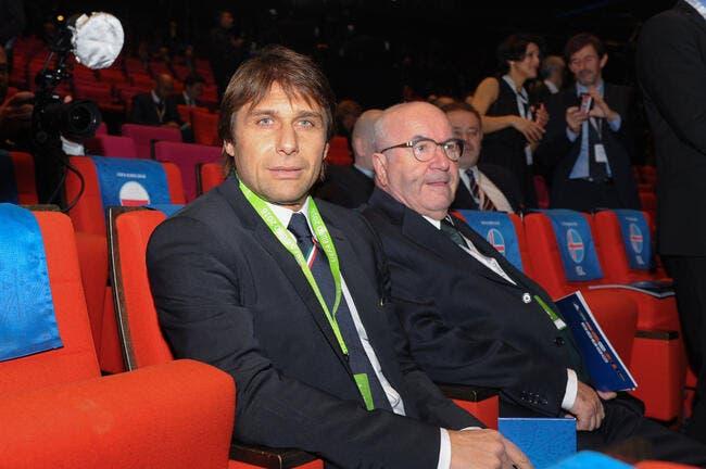 Chelsea : Conte est bon pour les Blues