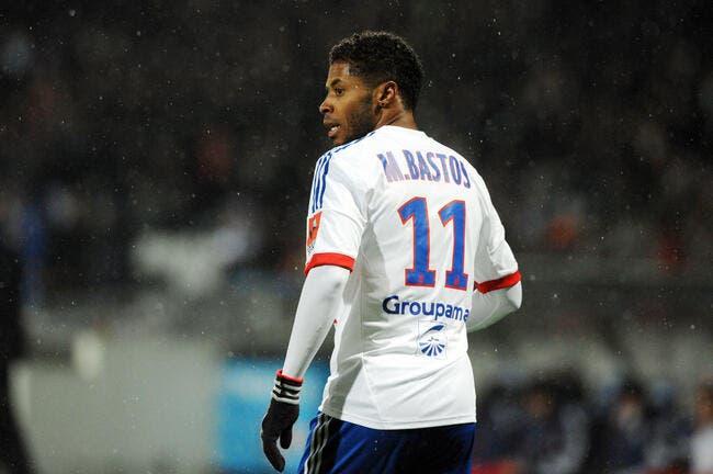 OL : Bastos de retour à Lyon ? Non merci !