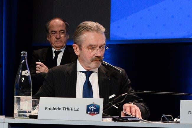 Première Ligue/UCPF: La LFP se prend une claque