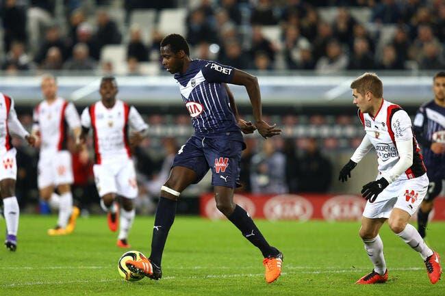 Bordeaux sans Debuchy et Diabaté contre Reims
