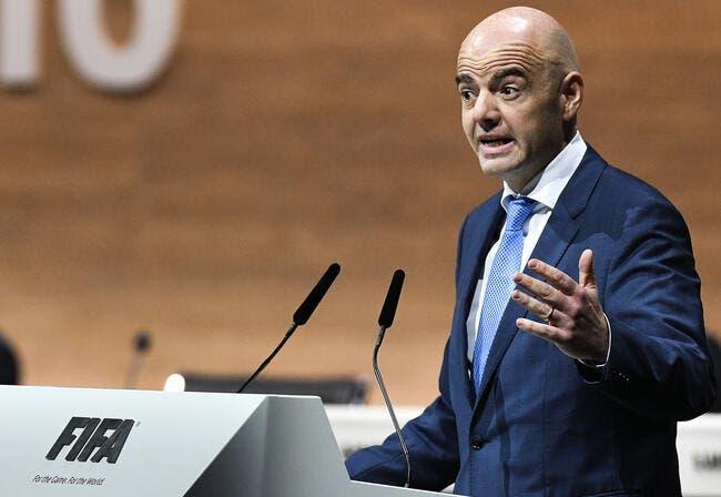 FIFA: Les résultats du 1er tour