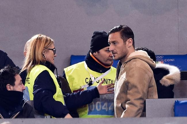 Mercato : A 39 ans, un impensable rebond en Angleterre pour Totti ?