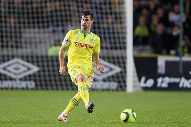 Nantes: Un départ surprise dès la fin de saison?