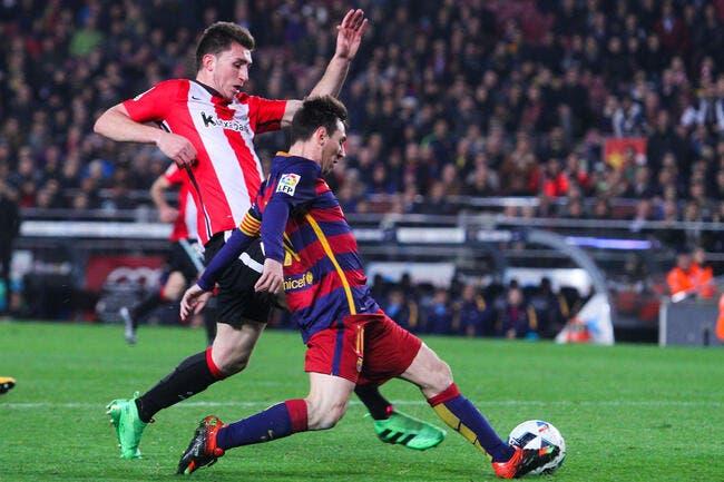 PSG: Le Barça est plus Laporte que Marquinhos