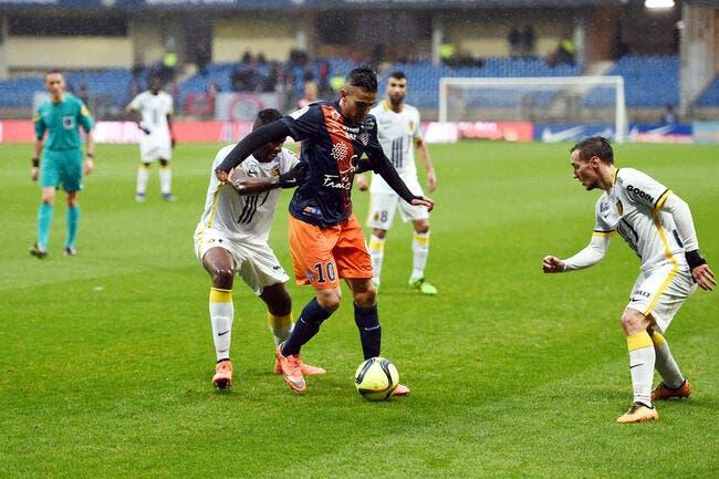 Lille prend l'eau, Montpellier se met à l'abri