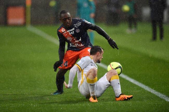 Montpellier - Lille : 3-0