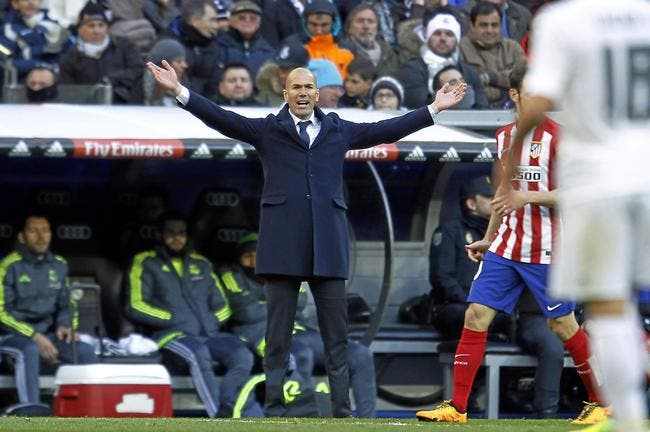 Real Madrid : Zidane promet un chamboule-tout !