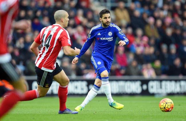 Southampton - Chelsea : 1-2