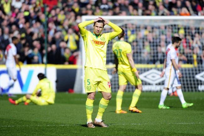 Avec Monaco, Nantes tombe sur un mur