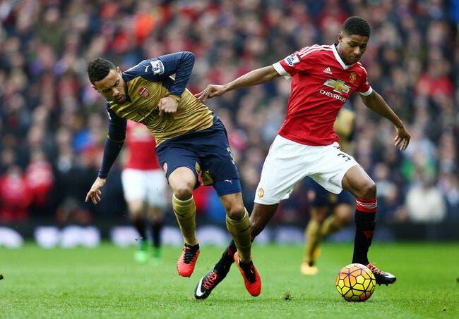 Le prodige Rashford offre la victoire à Man Utd contre Arsenal