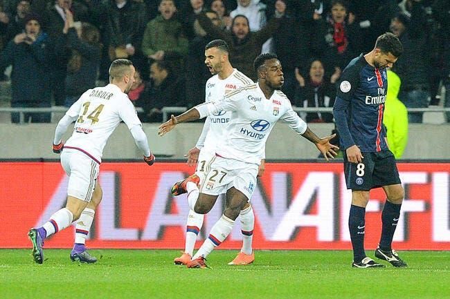 OL-PSG : Lyon créé l'exploit et met Paris au tapis !