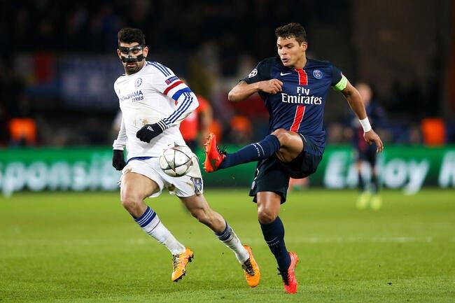 PSG : Comment Blanc a sorti Thiago Silva du fond du trou en 2014