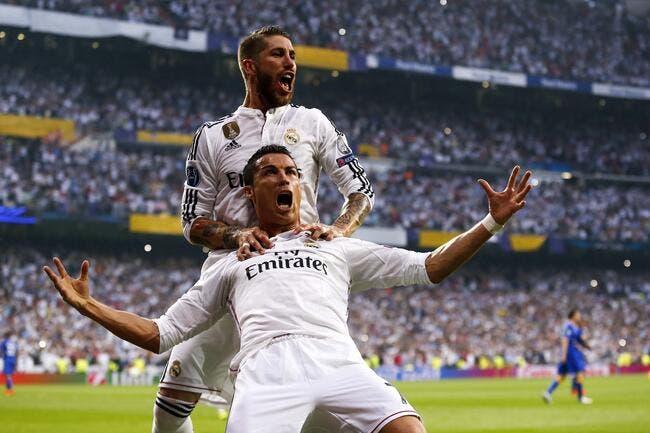 Real Madrid : Ramos détruit la punchline de Cristiano Ronaldo