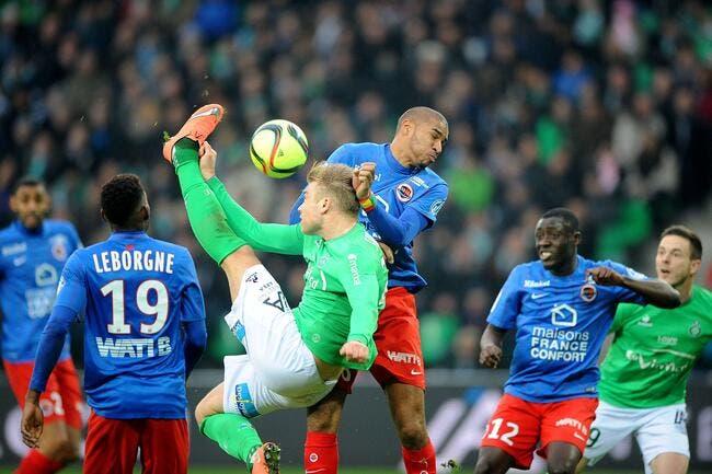 Saint-Etienne – Caen 1-2