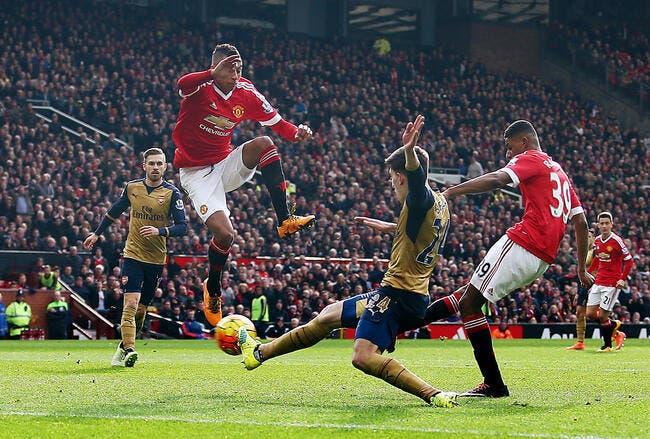 Vidéo : Le résumé de Man Utd-Arsenal