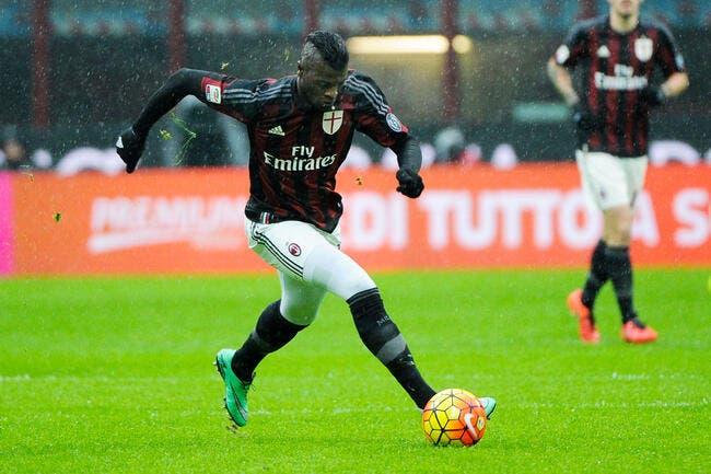 Milan : Fin du débat, et fin de la saison pour M'Baye Niang ?
