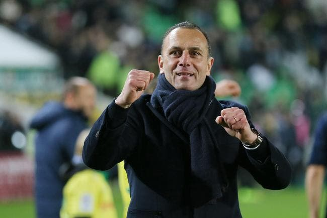 Nantes : L'OL fait chuter le PSG, Der Zakarian sort le champagne !