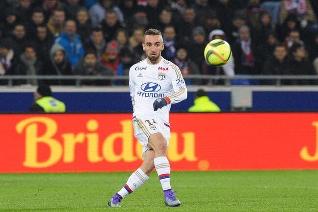 OL: Darder époustouflé par l'ambiance du Parc Olympique Lyonnais