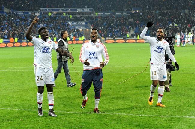 PSG: L'OL, ils sont champions de France demande Thiago Silva?