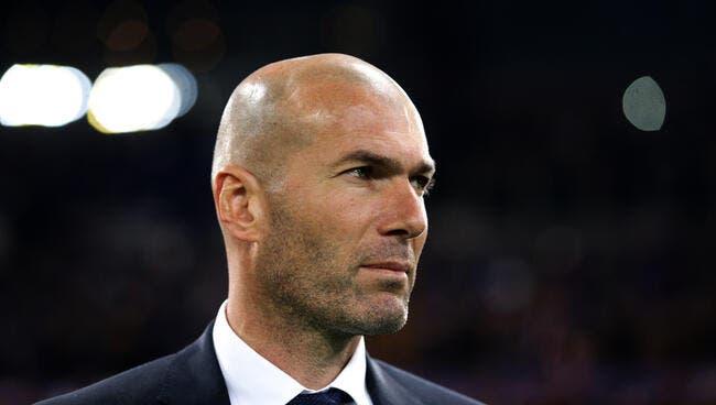 Real : Zidane sur la sellette, un successeur déjà annoncé...